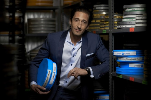 Adrien Brody Launches the Bombay Sapphire Imagination Series Film