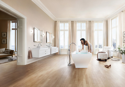 GROHE Grandera: Uniquely diverse range and aesthetically coordinated design