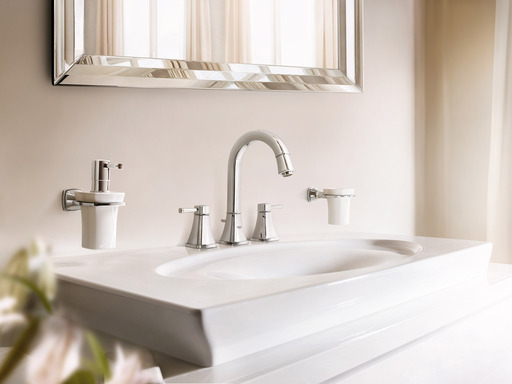 GROHE Grandera: Variety is the name of the game