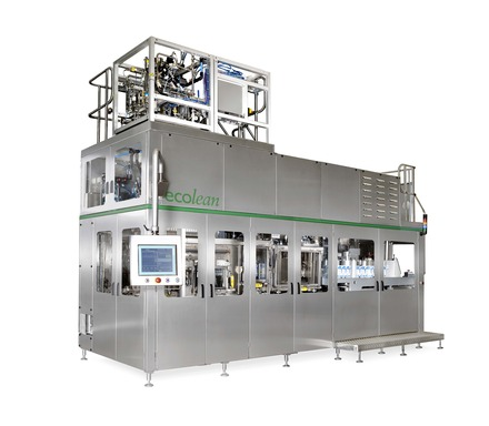 Ecolean EL4 filling machine