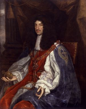 King Charles II of England © National Portrait Gallery, London