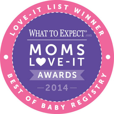 Award Seal: What To Expect Moms Love-It Award