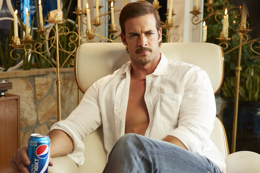 Actor, William Levy, channels his inner romantic to seduce America's taste buds for Pepsi NEXT