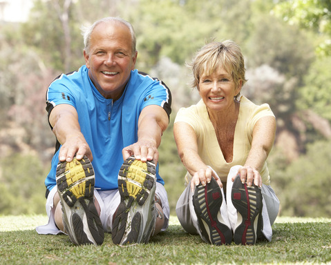 Staying active is important to help manage gout.