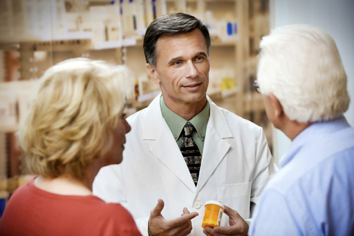 It is important to take all medications as directed. Talk to your doctor or pharmacist if you have questions about your medications.