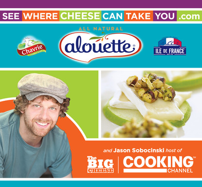 See Where Cheese Can Take You with Jason Sobocinski of the Cooking Channel