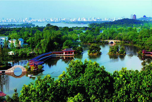 West Lake-- World Heritage