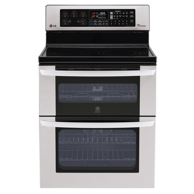 LG Double Oven Electric Range with EasyClean