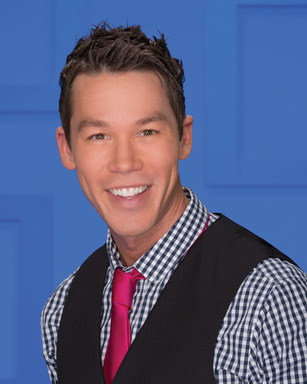 HGTV Star Host and Mentor, David Bromstad