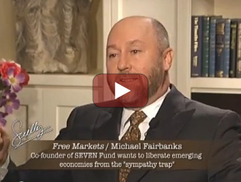 Interview with Michael FAIRBANKS : Free-market solutions to poverty