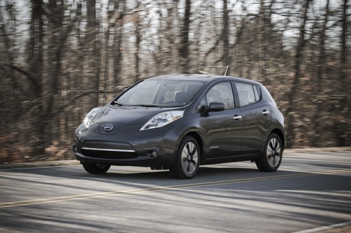 2013 Nissan Leaf: You won't find an all-electric car that offers a better balance of range, practicality, refinement and value than the Leaf.
