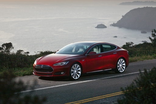2013 Tesla Model S: With blistering acceleration, distinct but tasteful styling, abundant interior space and an EPA-estimated 265-mile range, the Model S is among the coolest cars available, electric or otherwise.