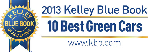 Just in time for Earth Day, eco-friendly drivers in the market for a new car can see which models the experts recommend in the list of 10 Best Green Cars of 2013 by the editors of Kelley Blue Book's KBB.com.