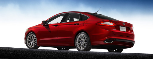 The 2013 Ford Fusion is one of KBB.com's 10 Best Family Cars of 2013.
