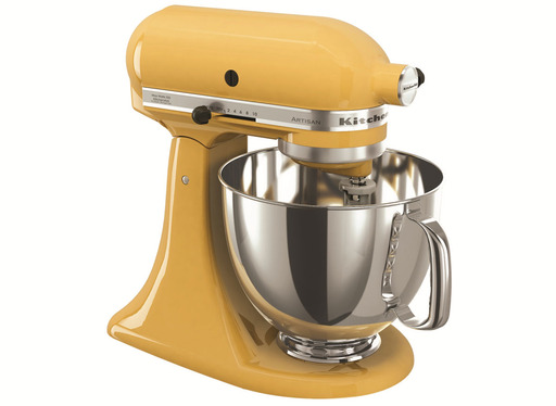 3D Product Image: Stand Mixer