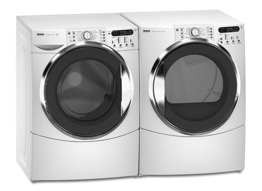 3D Product Image: Washer/Dryer
