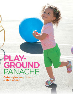 Stride Rite Children's Group Spring 2013 collection