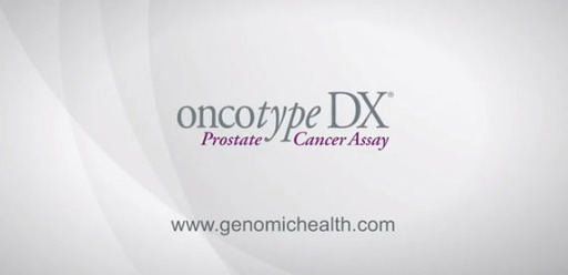 Genomic Health will launch the Oncotype DX prostate cancer test this quarter to help predict the aggressiveness of a man's tumor, helping him and his physician decide on the right treatment.