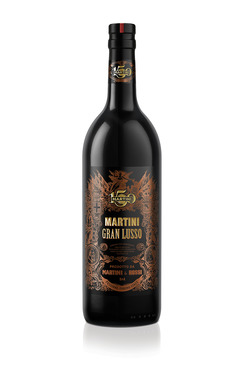Limited edition MARTINI® Gran Lusso™ vermouth, with only 150,000 bottles crafted, was inspired by two unique recipes discovered in the brand archives.