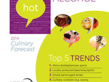 Hottest drink menu trends for 2014