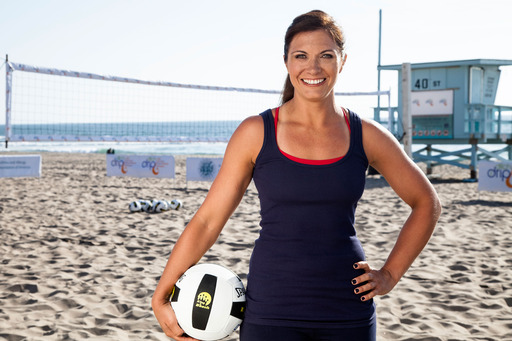 Three-Time Olympic Beach Volleyball Gold Medalist and Seasonal Allergy Suffer Misty May-Treanor  Raises Awareness of the Seriousness of Nasal Allergies