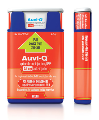 How thick is Auvi-Q?