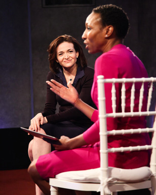 Levo League Office Hours, Sheryl Sandberg, COO Facebook and Tiffany Dufu, Chief Leadership Officer, Levo League