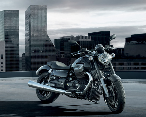 2014 Moto Guzzi California 1400 Custom ABS City View