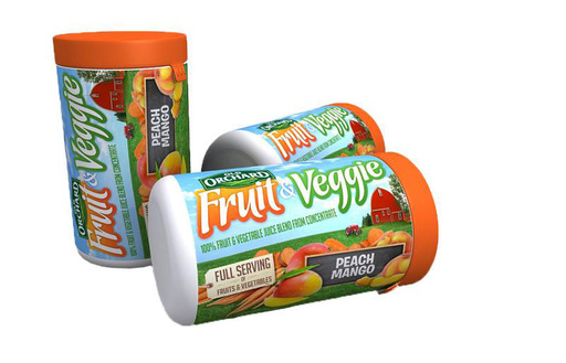 Old Orchard Brands introduces its new line of Fruit & Veggie juice blends.