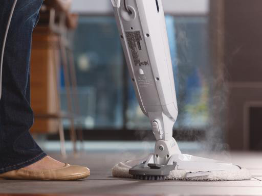 The BISSELL PowerFresh Steam Mop eliminates 99.9% of germs and bacteria when used as directed.