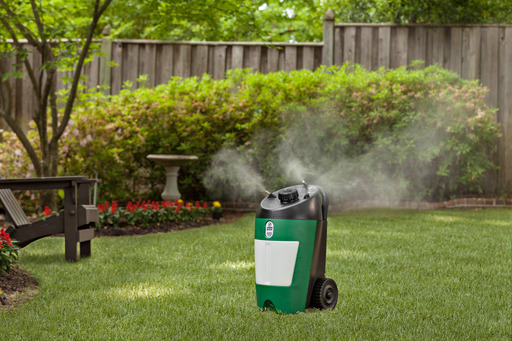 The Terminix ALLCLEAR Backyard Mister provides protection from up to 95% of mosquitoes for up to 2,000 square feet.