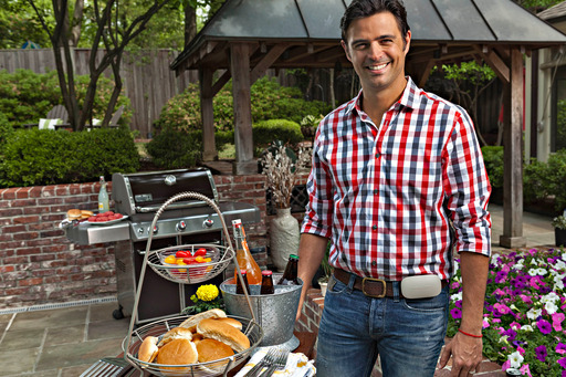 Designer John Gidding and the Terminix ALLCLEAR SideKick Repeller