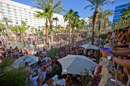REHAB at Hard Rock Hotel & Casino celebrates 10 years as Las Vegas' most decadent dayclub