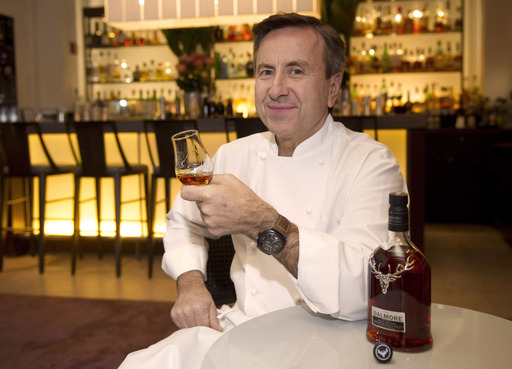 Chef Daniel Boulud has partnered with The Dalmore to produce the world's first bespoke Single Malt Scotch Whisky created in collaboration with a Michelin-star chef
