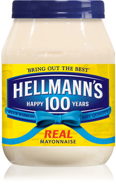 For 100 years, Hellmann's has brought together the best ingredients - such as oil, vinegar and now cage-free eggs – to help bring out the best meals and moments to America's tables.
