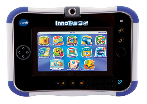 VTech® introduces InnoTab® 3S, 2nd generation Wi-Fi enabled children's learning tablet, for under $100, with exclusive communication app, kid-safe web browser, extensive learning library and more.