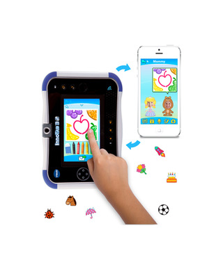 VTech® unveils ground-breaking family communication app for the InnoTab® 3S – VTech Kid Connect, offering unique, easy-to-use, kid-safe messaging with parents' smartphones.