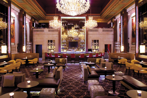@Hotelsdotcom followers have the chance to have a roaring twenties time in this swanky lounge at the Langham Boston via the #GreatGiveaway from Hotels.com