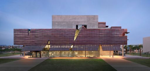 Photo Credit: University of Arizona, CO Architects, Sundt Construction, Inc., DPR Construction, Arizona Board of Regents, Ayers Saint Gross Architects, Northern Arizona University