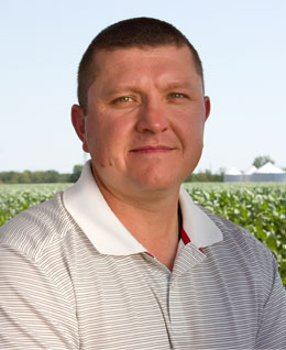 Robert Mullen PotashCorp's Director of Agronomy