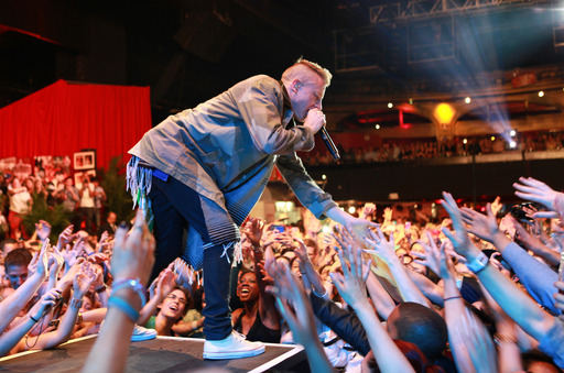 Macklemore & Ryan Lewis headline BACARDI Rebels Event