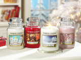 Four new holiday fragrances from Yankee Candle are inspired by the holiday traditions and homemade memories that make this such a special time of year.