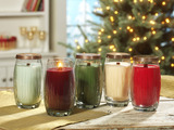 Yankee Candle introduces five new holiday fragrances in its Pure Radiance™ line for the holiday 2013 season.