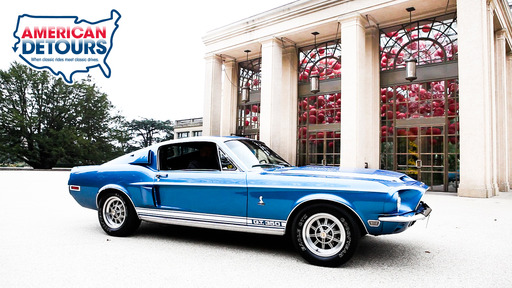 To say Longwood Gardens in the Brandywine Valley is breathtaking is an understatement. See the gardens (along with the sweet '68 Shelby) in Episode 3 of American Detours: http://americandetourstv.com/