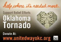 Ad Council Launches New PSAs to Benefit Oklahoma Relief Efforts