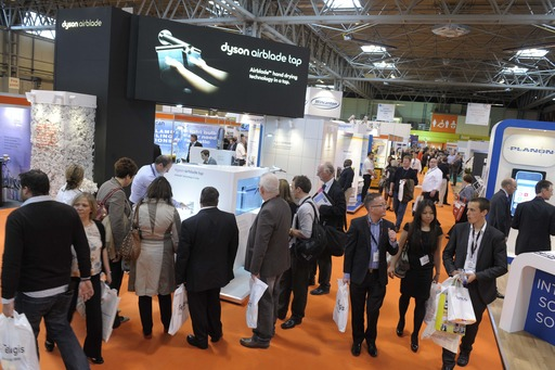 Visitors flock to Facilities Show 2013