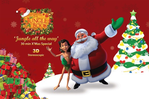 The Jungle Book X'Mas Special