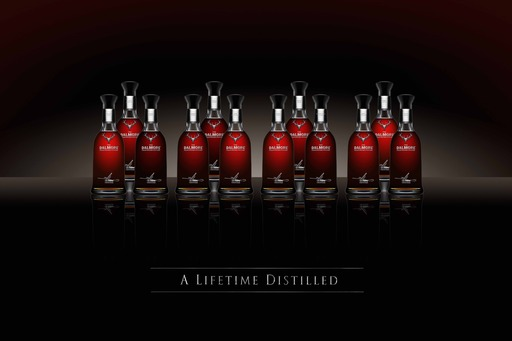 The Dalmore Paterson Collection