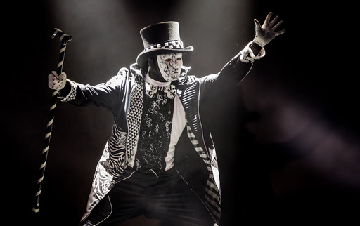 New Jabbawockeez show features intricate costumes and captivating moves. Photo credit Erik Kabik.
