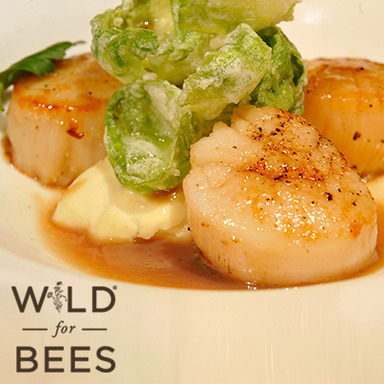 Honey Scallops